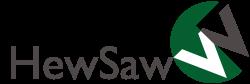 logo hewsaw