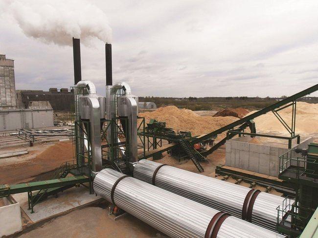 Fabrici pentru producerea peletilor