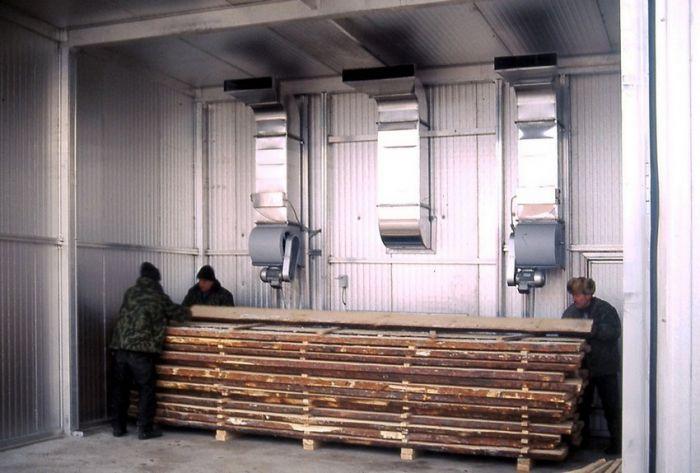 Camere de uscare prin condensare ECO LINE