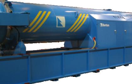 Autoclave pentru tratamentul chimic al lemnului prin impregnare cu vacuum – cicluri de presiune.