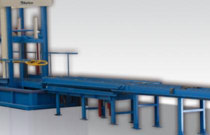 BTQ Rezervoare adanci pentru tratamentul chimic al lemnului prin imersie